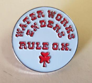 Waterworks Enders Badge